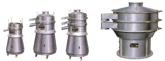 Model ZS Series Vibrating Sieve