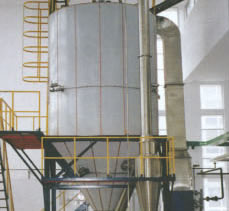 LPG Series High Speed Centrifugal Atomizing Drier