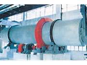 HG series of rotary drum dryers